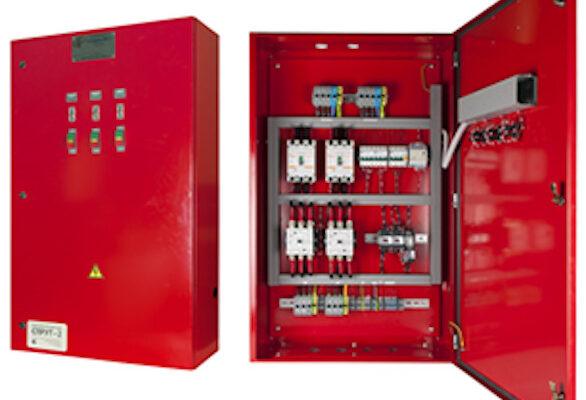 Особенности устройства панели противопожарных устройств ППУ